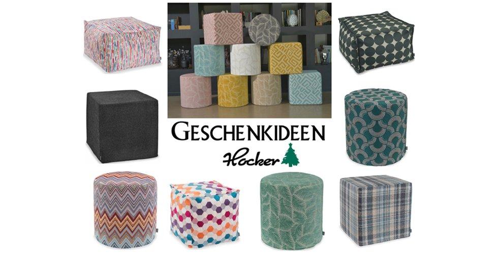 hocker rund sitzhocker oder sitzw rfel von hock dich. Black Bedroom Furniture Sets. Home Design Ideas