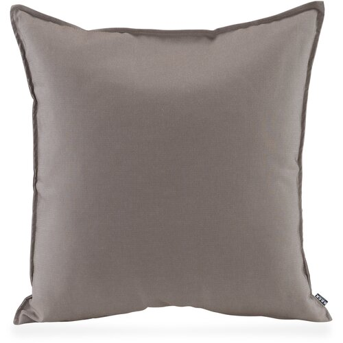 H.O.C.K. Caribe Outdoor Kissen 70x70cm taupe 01