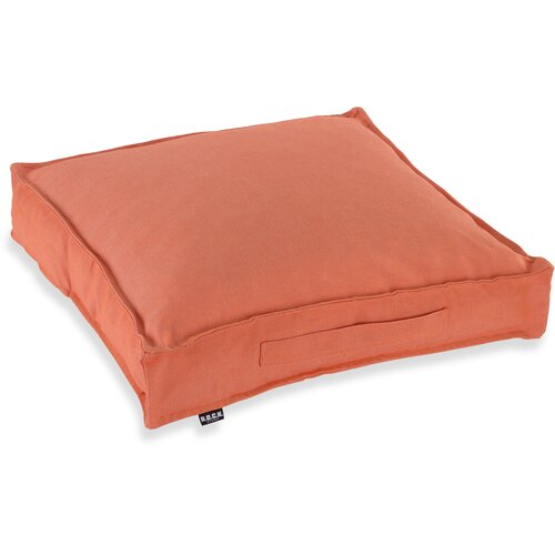 H.O.C.K. Caribe Outdoor Matratzenkissen 50x50x10cm orange naranja 01