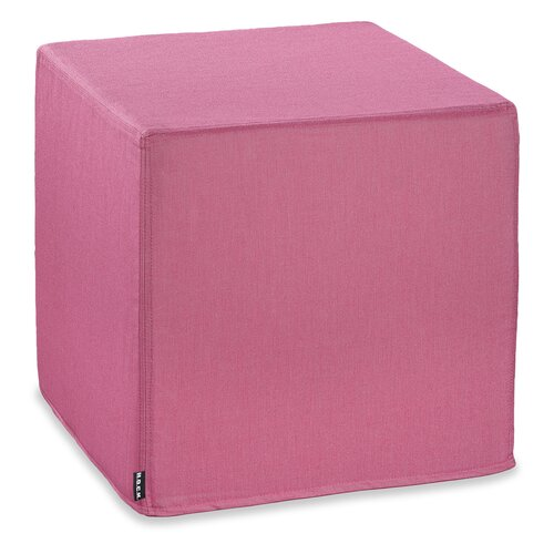 H.O.C.K. Caribe Outdoor Cube 45x45x45cm pink