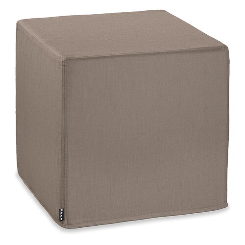 H.O.C.K. Caribe Outdoor Cube 45x45x45cm taupe-tabacco C 01