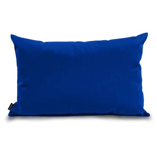 H.O.C.K. Classic Uni Outdoor Kissen 40x30cm royal blau