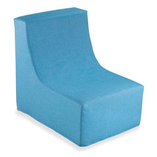 H.O.C.K. CHAIRY-FOAM Indoor/Outdoor Caribe türkis ca. 73x68x55cm