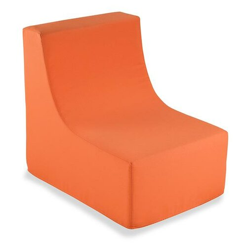 H.O.C.K. CHAIRY-FOAM Indoor/Outdoor Classic Uni orange ca. 73x68x55cm