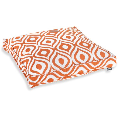 H.O.C.K. Pinamar Outdoor Sitzkissen 50x50x5cm orange 101 sun