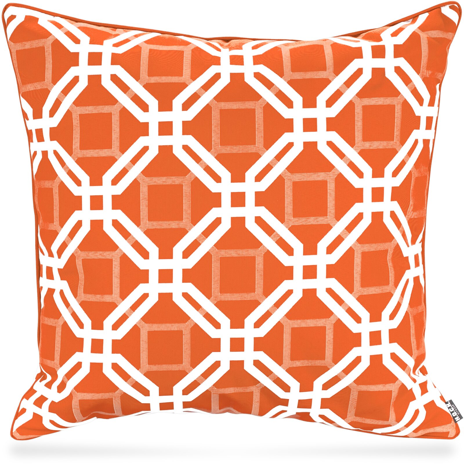 H.O.C.K. Natolda Outdoor Kissen 60x60cm orange 101 sun