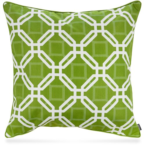 H.O.C.K. Natolda Outdoor Kissen 60x60cm green 21 sun