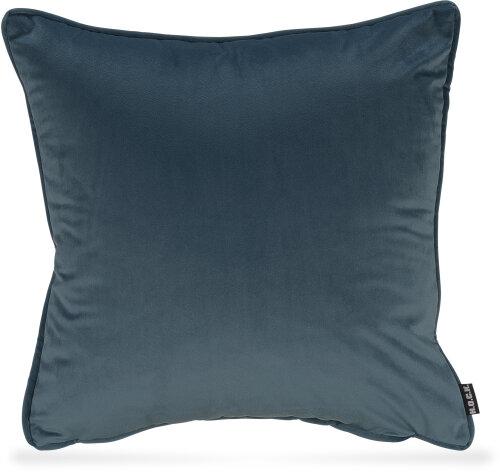 h o c k nobile samt kissen 50x50cm deep sky blue 016 blau 29 00 eu. Black Bedroom Furniture Sets. Home Design Ideas