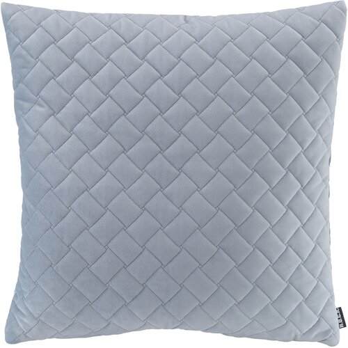 H.O.C.K. Soft Nobile Kissen 50x50cm baby blue 017 hell blau