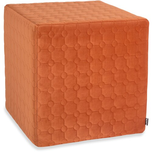 H.O.C.K. Soft Nobile Cube 45x45x45cm terra 007 orange