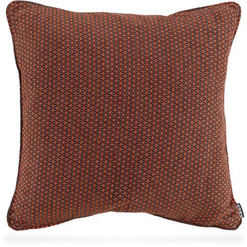 H.O.C.K. Lima Kissen 50x50cm terra 4 dark-orange