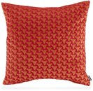 H.O.C.K. Ribo Kissen 50x50cm orange red col 007