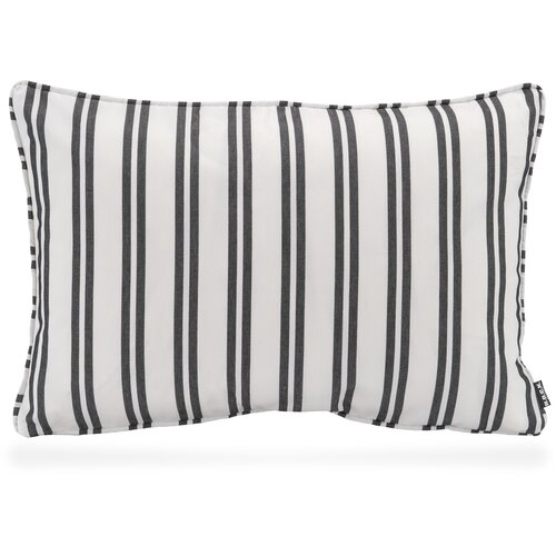 H.O.C.K. New England Outdoor Kissen mit Keder 60x40cm white stripes