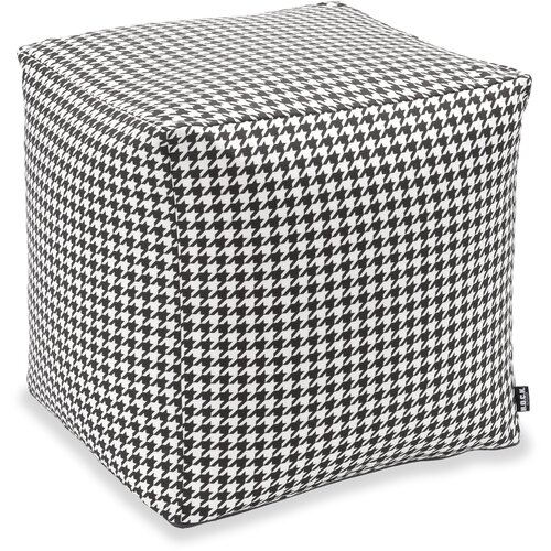 H.O.C.K. Pictave black small Outdoor Bean Cube 40x40x40 cm