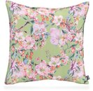 H.O.C.K. Shabby Outdoor Kissen green floral 60x60cm