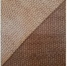 H.O.C.K. Mini Moss Decke Plaid 130x170cm brown