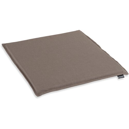 H.O.C.K. Caribe Outdoor Sitzkissen 40x40x2cm taupe-tabacco col. 01