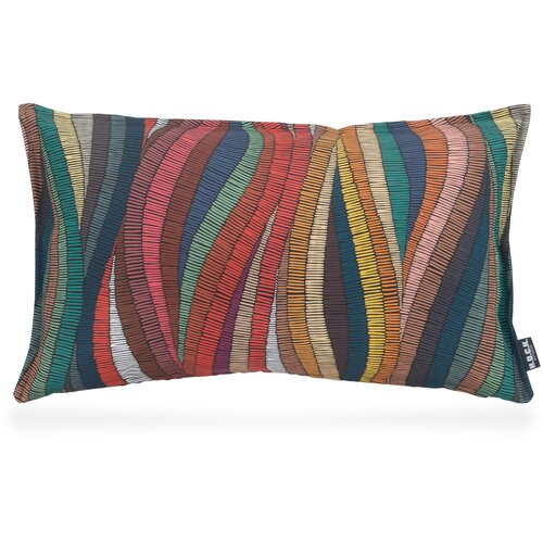 H.O.C.K. Peggy multicolor Outdoor Kissen mit Biese 50x30cm bunt design