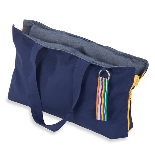 Hhooboz Pillowbag S navy-navy