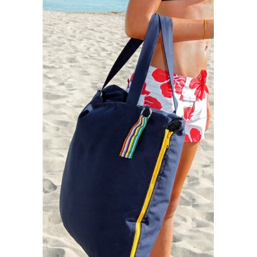 Hhooboz Pillowbag L navy-navy