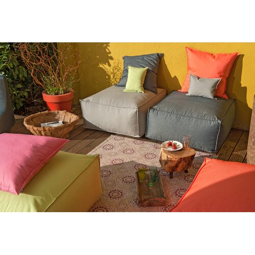 H.O.C.K. Caribe Lounger Indoor/Outdoor 90x90x40cm