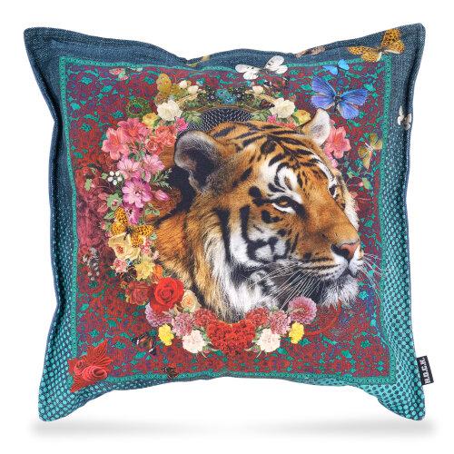 h o c k wendekissen ca 45x45 cm tiger 26 99. Black Bedroom Furniture Sets. Home Design Ideas