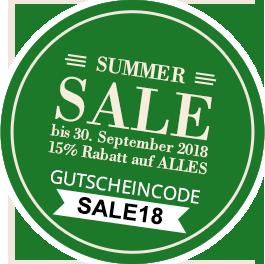 SALE18 Gutschein-Code